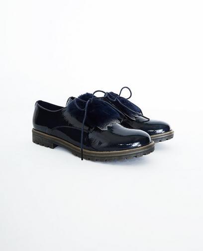 Chaussures bleu nuit